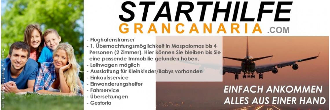 Starthilfe Gran Canaria